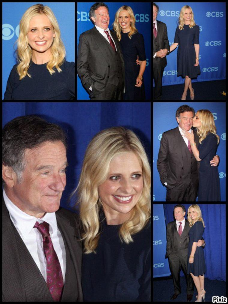 The Upfronts CBS 2013 .