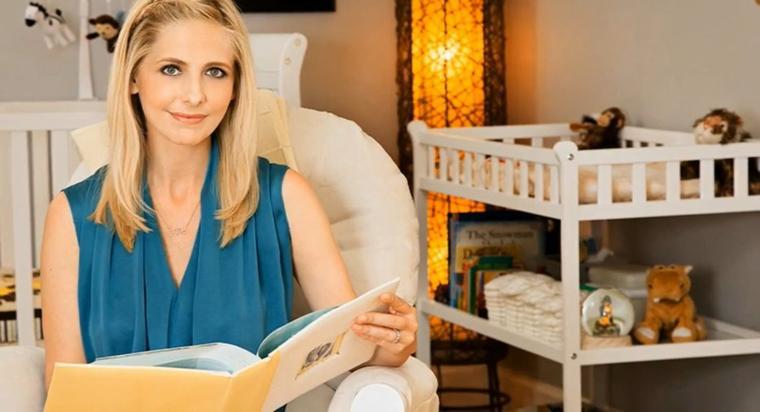 Sarah interviewer par Celebrity Baby Scoop ! Elle se confie sur sa vie de famille