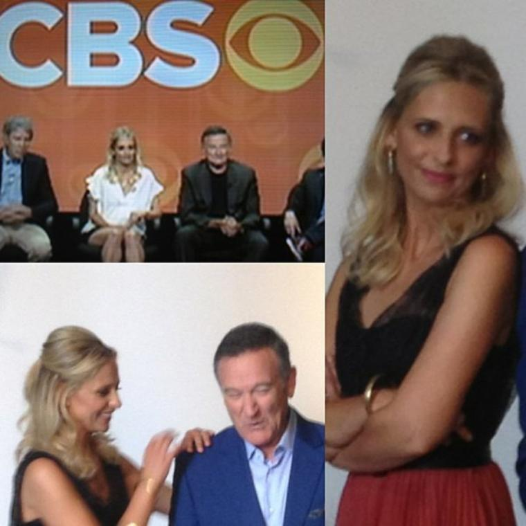 TCA PRESS TOUR 2013 !