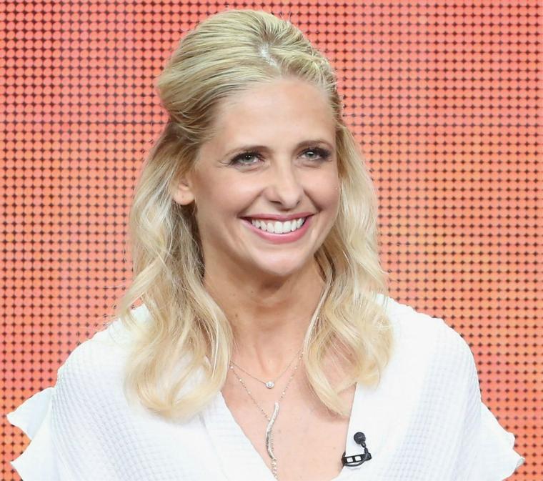 Sarah ne serait pas contre une adaptation de Buffy + Les Interviews accordées ses derniers jours !