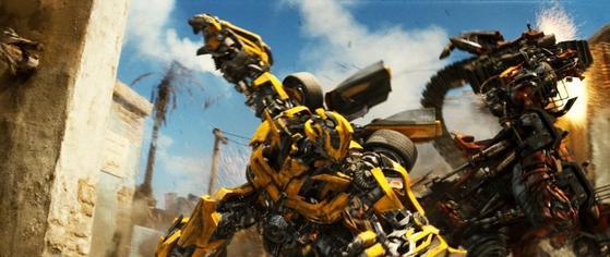 Transformers série : Chapitre 1 : Le commencement !
