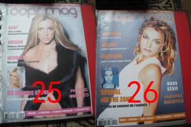 MAGAZINES / PHOTOS / CARTES CARTONNEES