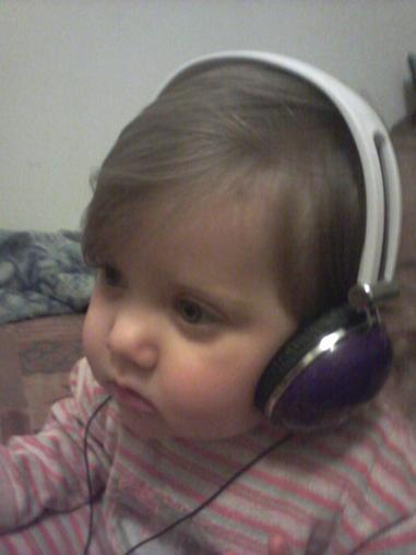 en mode ecoute la musique