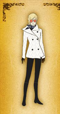 Gankutsuou - Personnages 3