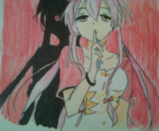 Dessins manga ♥