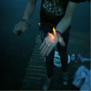 La fumée est en notre possession ღ