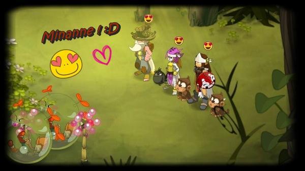 Stuff & Caracs, Minanne ♥ & Bonus :D