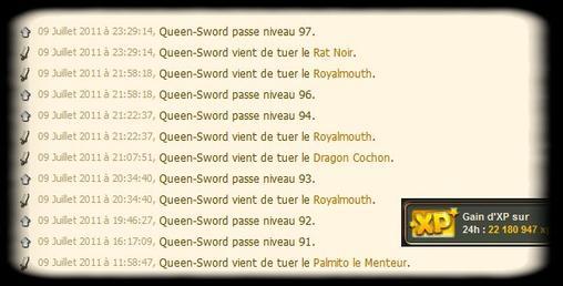 Up 90, 90 --> 97, Royalmouths