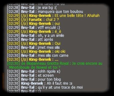 Donjon Rat Noir à 2h du Mat' with Brubru :)