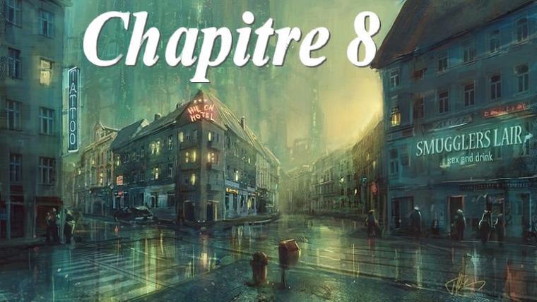 Fanfiction 4: Chapitre 8