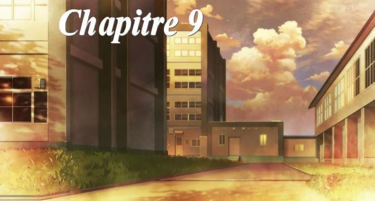 Fanfiction 4: Chapitre 9