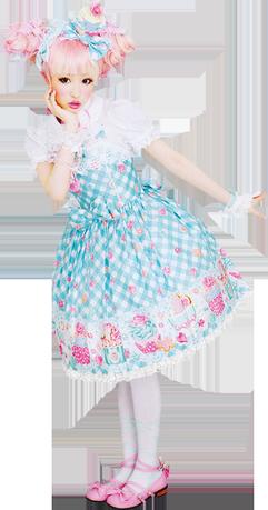 Modes japonaises, attention kawaii !