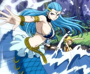 Mon top 15 des filles dans Fairy tail