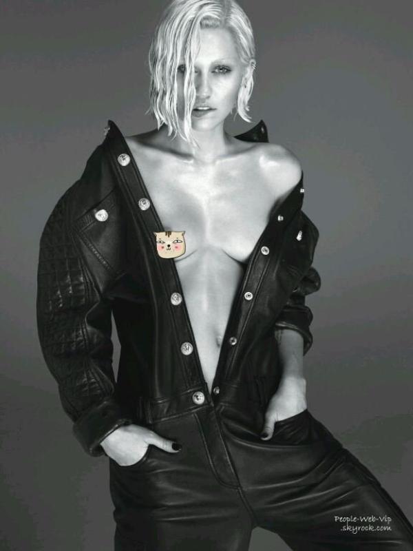 """Miley Cyrus Juste méconnaissable sur la couverture du magazine """" W """" ! Qu'en pensez vous ?"""