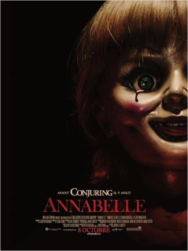 ANNABELLE : La terrifiante poupée de The Conjuring
