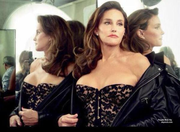 PHOTOS : Bruce Jenner devient Caitlyn Jenner !