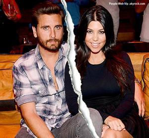 Kourtney Kardashian et Scott Disick :  C'EST FINI !!!