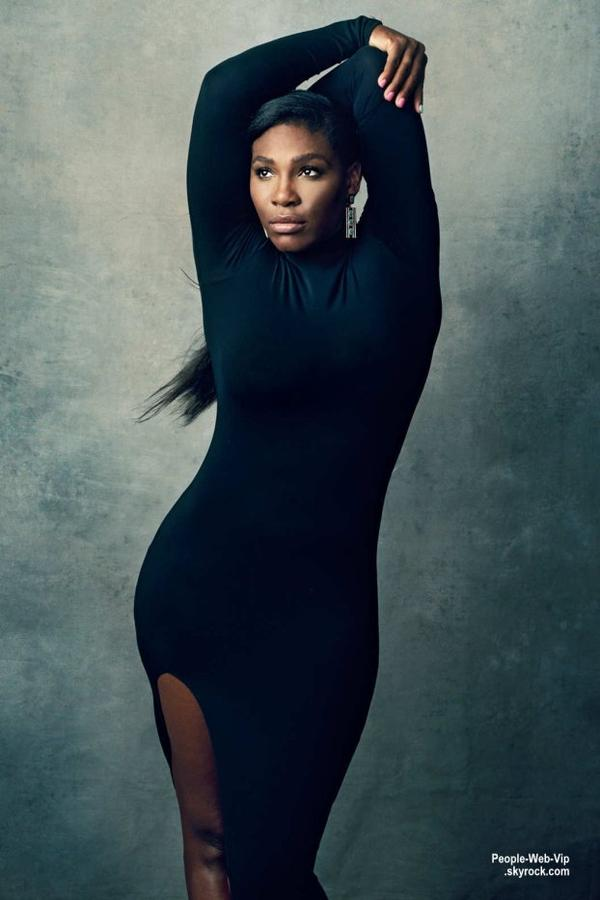 "Photos: Serena Williams par Norman Jean Roy pour le magazine ""New York """