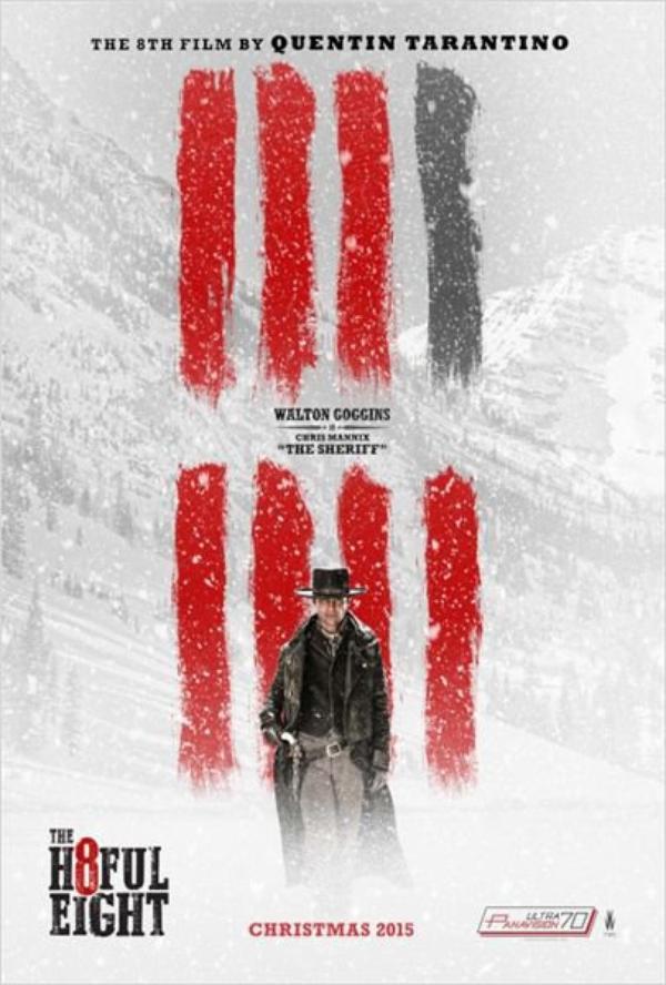 "BANDE ANNONCE : "" The Hateful Eight "" - Réalisé par Quentin Tarantino. Avec Samuel L. Jackson, Kurt Russell, Jennifer Jason Leigh, Walton Goggins, Demian Bichir"