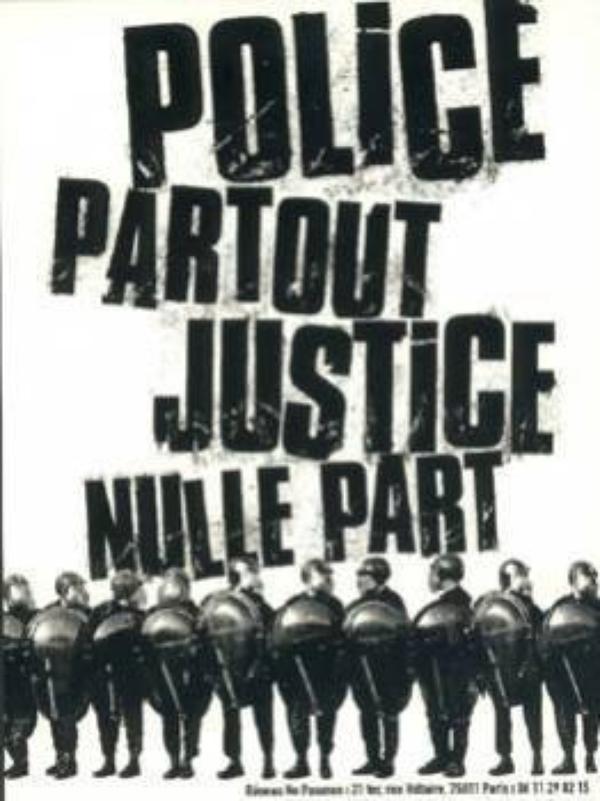 Nike la police anti poukave :D