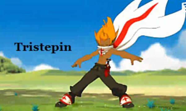 Sir Tristepin de Percedal (Pinpin - Pipoune)