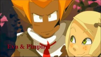 Notre couple prefere : Eva & Pinpin <3