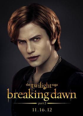 Révélation , partie 2 - Cullen