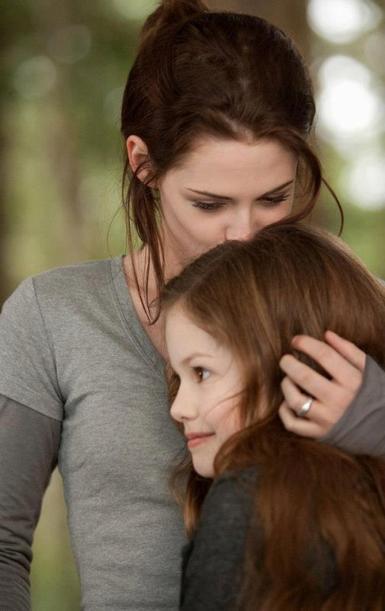 Bella et Renesmée