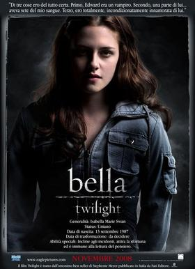 Twilight - Fascination - Bella Edward et Jacob