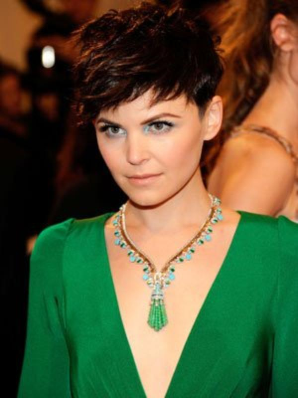 Ginnifer Goodwin : le 2 mai 2011 au met ball