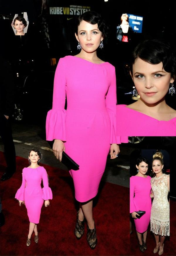 Ginnifer Goodwin : le 11 janvier 2012 au People Choise Award