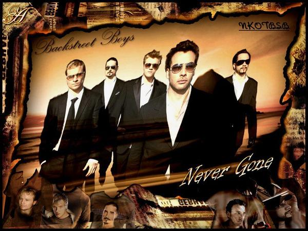 (BSB)== BACKSTREET BOYS=Show 'Em (What You're Made Of)=====