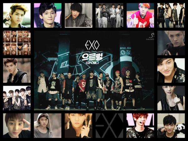 EXO biographie