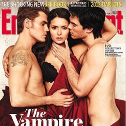 photoshoot vampire diaries