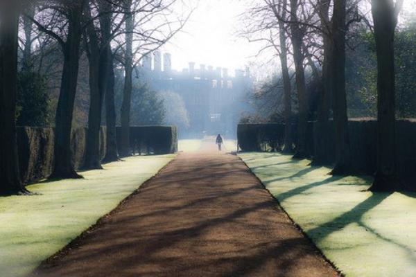 Bienvenue à Cambridge University.