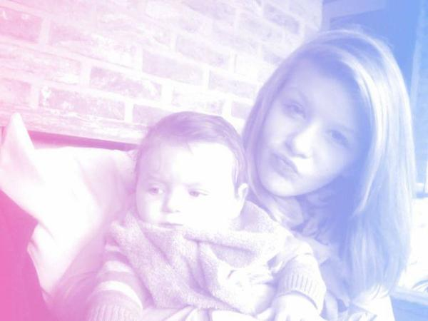 Moii & theo <3