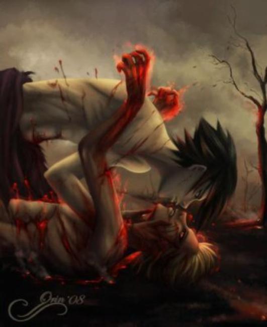 Naruto and Sasuke 5