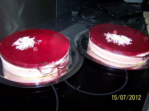 Et les gâteaux!