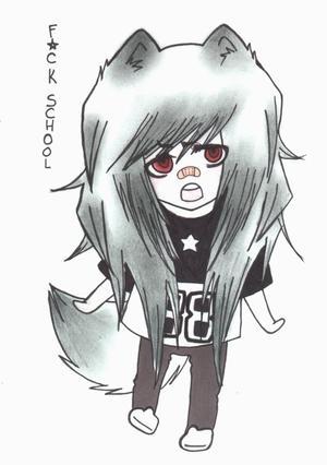 ★Ookami: rage intense★