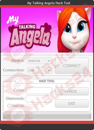 My Talking Angela Cheats