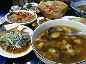 Food and me