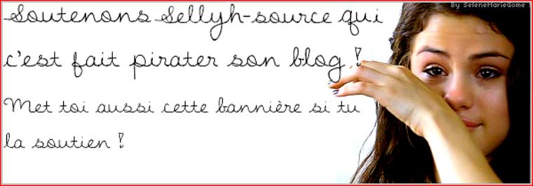 Soutien pour sellyh-source !