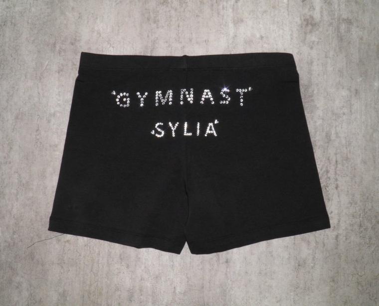 des shorts et débardeurs personnalisés
