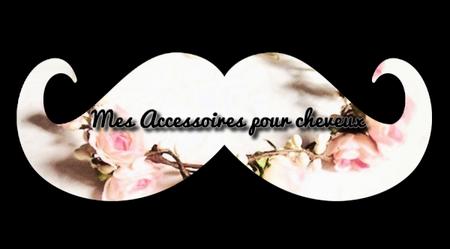 #MesAccessoiresACheveux♥