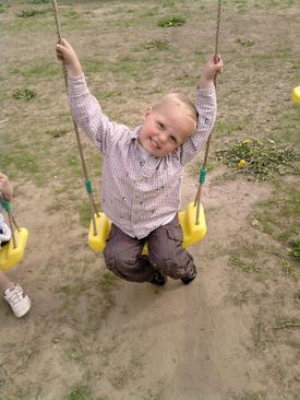 Celui qui fait de ma vie un bonheur absolu ; Mon neveu ! ♥
