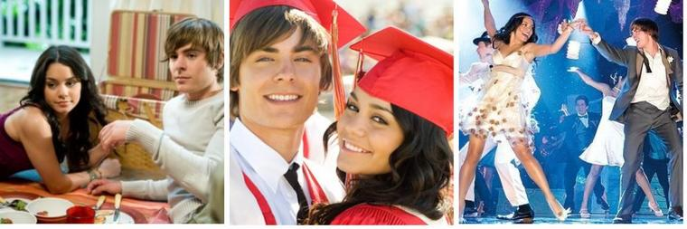 High School Musical.