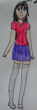 Sayuri, petite soeur de Sinistra