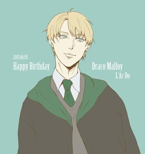 Student Drago Malfoy #2