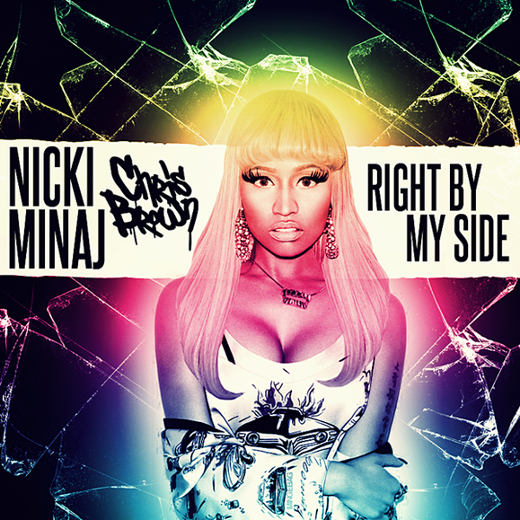 Nicki Minaj Feat Chris Brown - Right By My Side