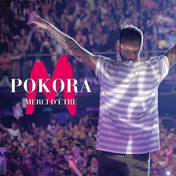 M. POKORA - Merci d'être